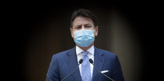 """Il Premier Giuseppe Conte rilascia intervista a LaStampa """"Vogliamo evitare un nuovo lockdown"""""""