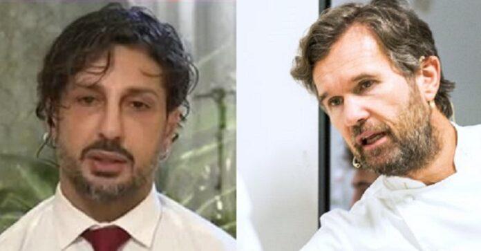 La frase choc di Fabrizio Corona su Carlo Cracco, bufera sui social