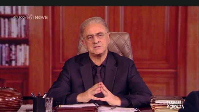 Nono appuntamento con Fratelli di Crozza, lo show di Maurizio Crozza, in onda tutti i venerdì sul Nove.