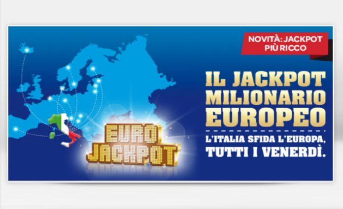 Quote e numeri vincenti Eurojakpot da 10 milioni euro