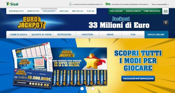 Eurojackpot ti aspetta tutte le settimane, ogni venerdì alle 20.00 con una grande estrazione