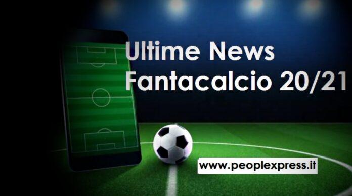 Guida al Fantacalcio, probabili formazioni, assenti, indisponibili, titolari, campionato serie A 2020-2021