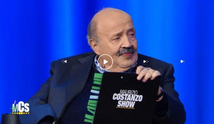 Replica della quinta puntata del Maurizio Costanzo Show