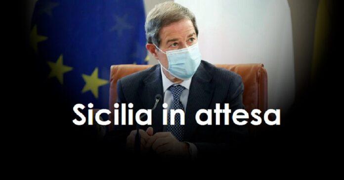 Sicilia in attesa di conoscere zona rischio, nuovo dpcm in vigore