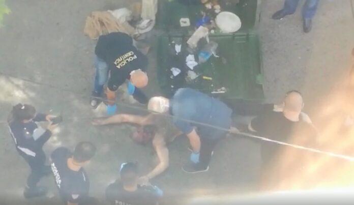 Potrebbe essere stato ucciso il becchino che si fece il selfie con la salma di Maradona