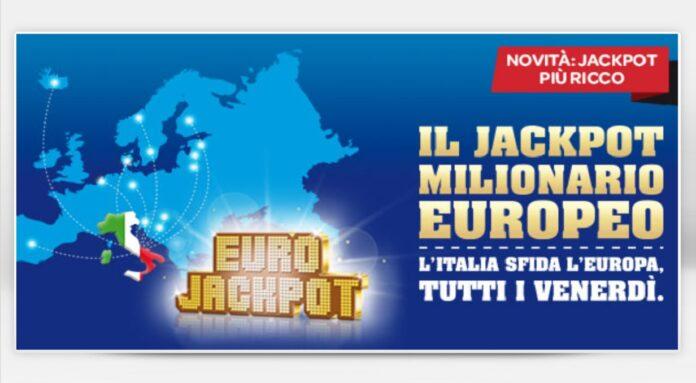 Estrazione Eurojackpot concorso numero 49 di oggi venerdì 4 dicembre, scopri quote e numeri vincenti estratti che valgono la bellezza di 10 milioni di euro