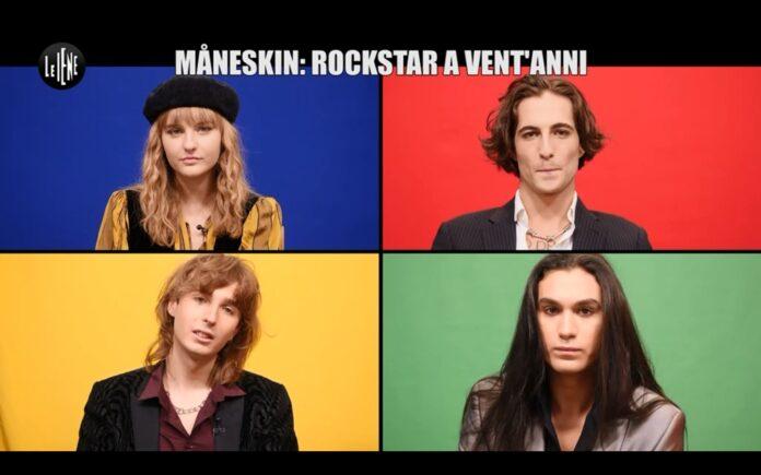 I Maneskin hanno da poco pubblicato il nuovo singolo