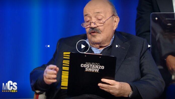 Replica della puntata del Maurizio Costanzo Show del 2 dicembre