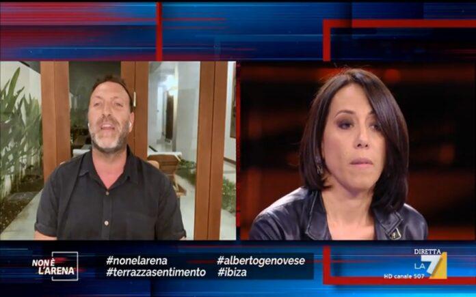 Caso Genovese a Non è l'Arena, rissa verbale fra Leali e Nunzia De Girolamo VIDEO