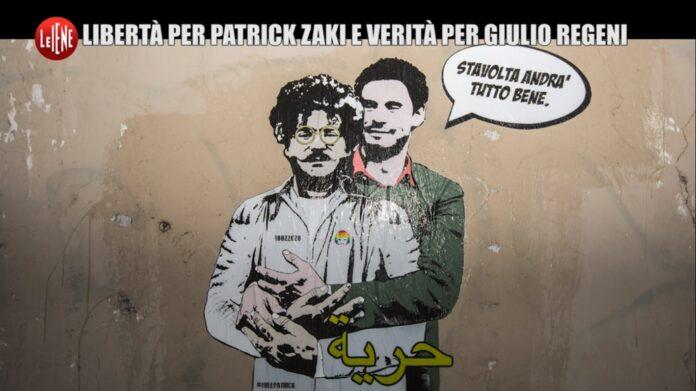 Gaston Zama racconta a Le Iene la storia di Patrick Zaki, studente egiziano all'università di Bologna, arrestato al Cairo per le sue idee diverse dal regime
