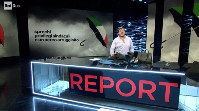 Replica inchieste Report del 30 novembre, Alitalia e Piaggio Aerospace: che spese folli! Piano pandemico nazionale: perchè sono stati rimossi quei documenti?