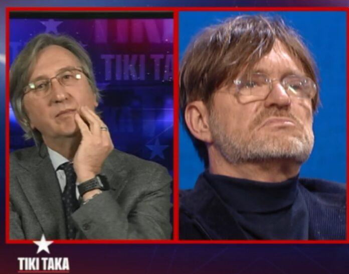 Nel corso della puntata del programma sportivo di Italia 1, condotto da Piero Chiambretti, scoppia il caos per le dichiarazioni choc del giornalista Filippo Facci su Diego Armando Maradona