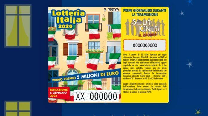 I Biglietti della Lotteria Italia 2020 sono stati estratti ieri sera durante la puntata de I Soliti Ignoti Speciale Lotteria Italia
