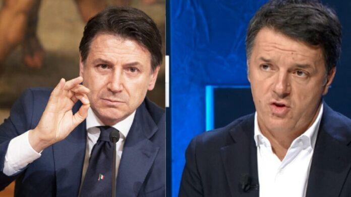 Renzi apre la crisi di governo, il rammarico di Conte