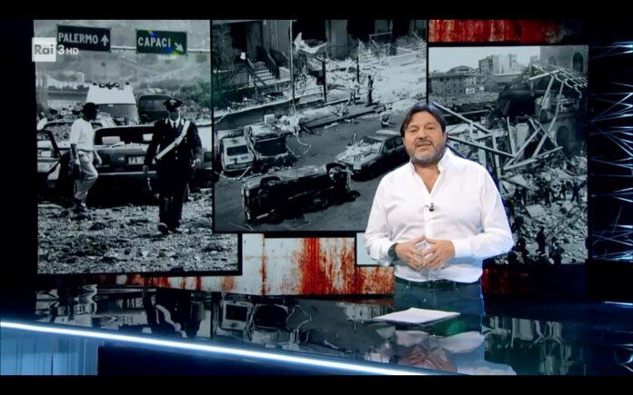 Report speciale stragi del 92 e 93, testimonianze inedite trasmesse in onda
