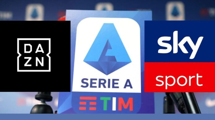 Dazn sorpassa Sky, diritti tv Serie A triennio (2021-2024) sempre più vicini, giovedì la decisione