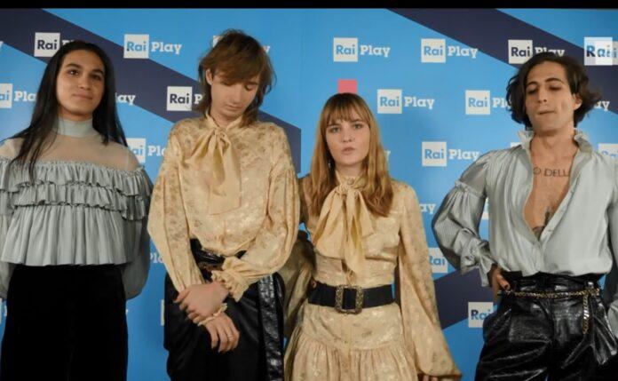 Stasera si esibiranno i Maneskin nella prima puntata del 71° Festival della Canzone Italiana di Sanremo 2021