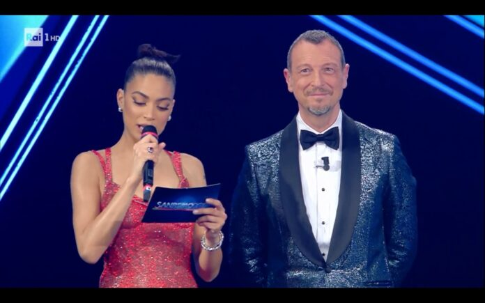 Replica della seconda serata del Festival di Sanremo 2021