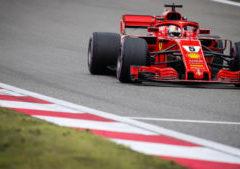 """F1 GP Cina 2018: Vettel """"penalizza"""" Raikkonen nella partenza   Diretta Streaming Aggiornamenti live"""
