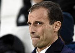 Juventus: Allegri e l'alibi Cristiano Ronaldo