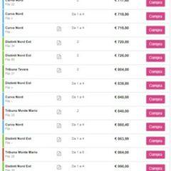 Biglietti Roma-Liverpool: sold out, fino a 30.000 utenti in coda on line! Sul web qualche tagliando disponibile