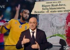 Crozza – Benatia: è rissa sui social, il calciatore minaccia il comico   Video