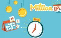 Estrazione Million Day: i Numeri Vincenti del 18 aprile 2018