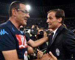 Serie A, Juventus: domenica contro il Napoli potrebbe arrivare lo Scudetto